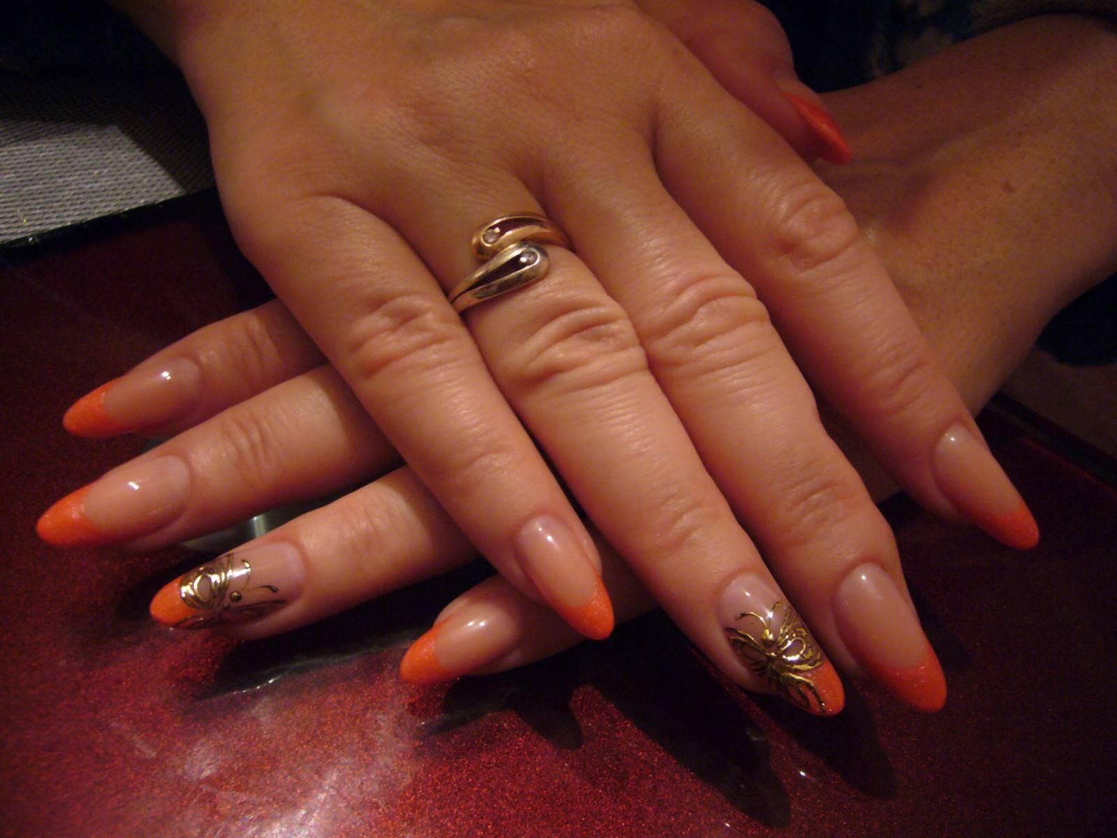 Красивый дизайн ногтей года, фото, идеи дизайна 68
